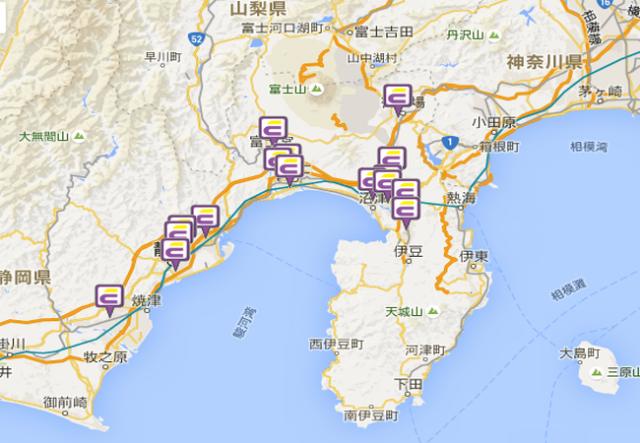 espot map