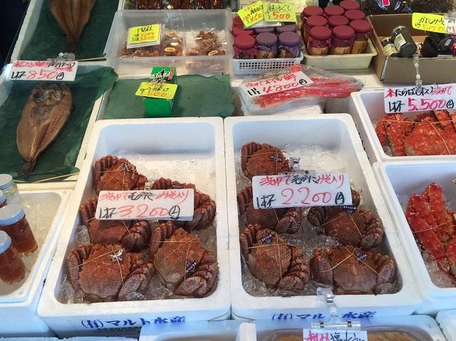 内藤さん 同伴仕入れ 北海道飯最高_5651