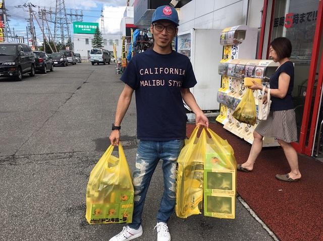 内藤さん 同伴仕入れ 北海道飯最高_3168
