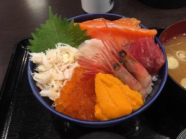 内藤さん 同伴仕入れ 北海道飯最高_4067